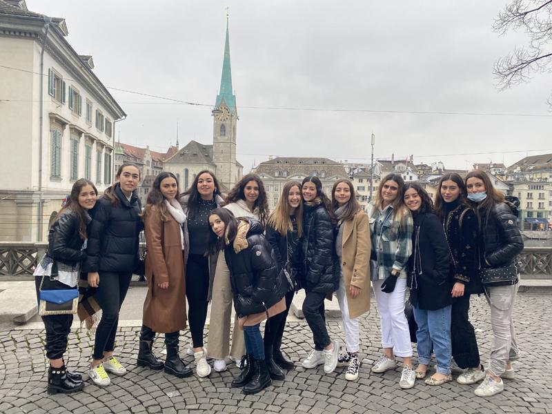 Zurich trip