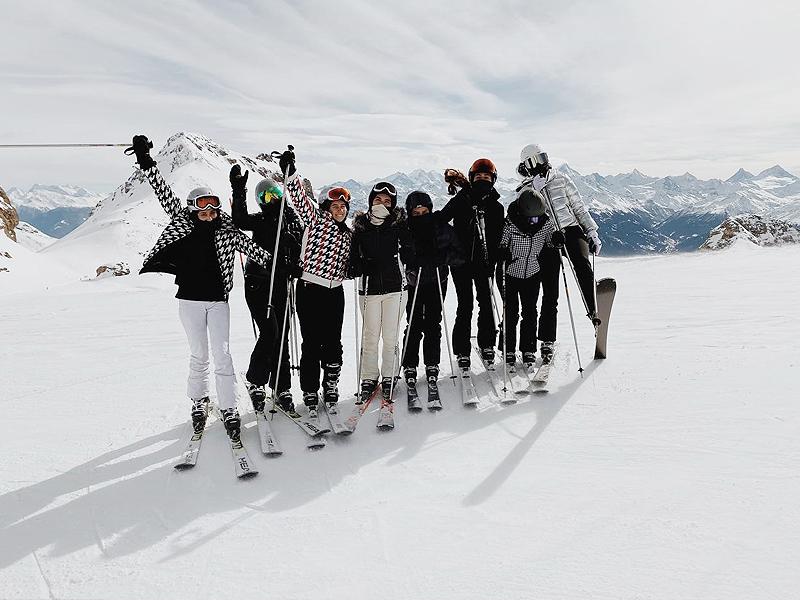 Sky Weekend at Switzerland