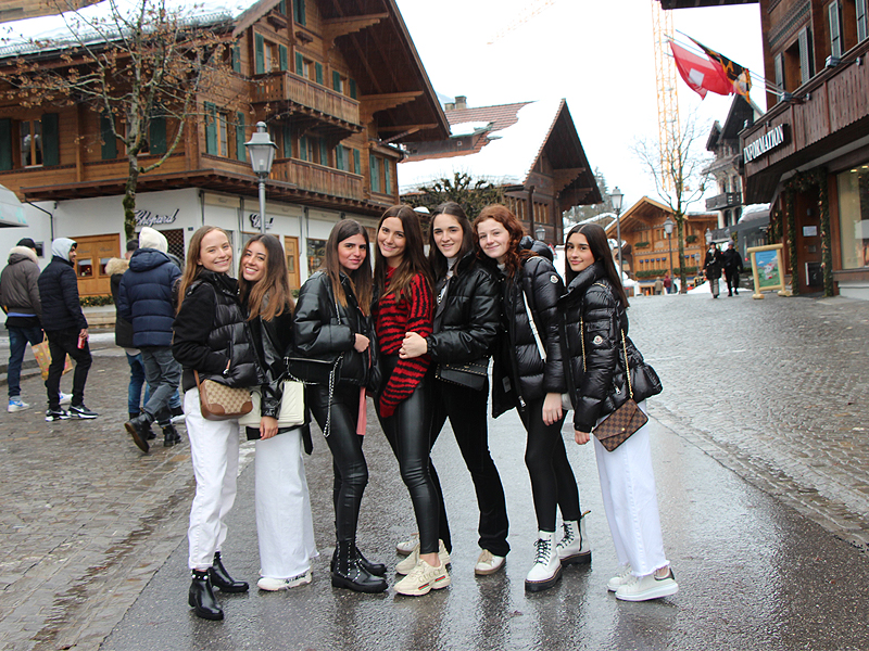 Gstaad weekend