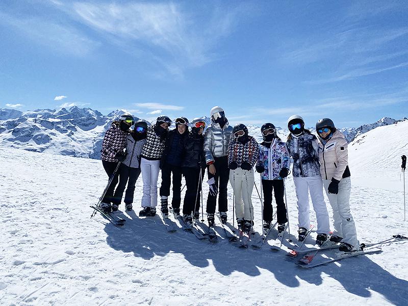 St. Moritz trip