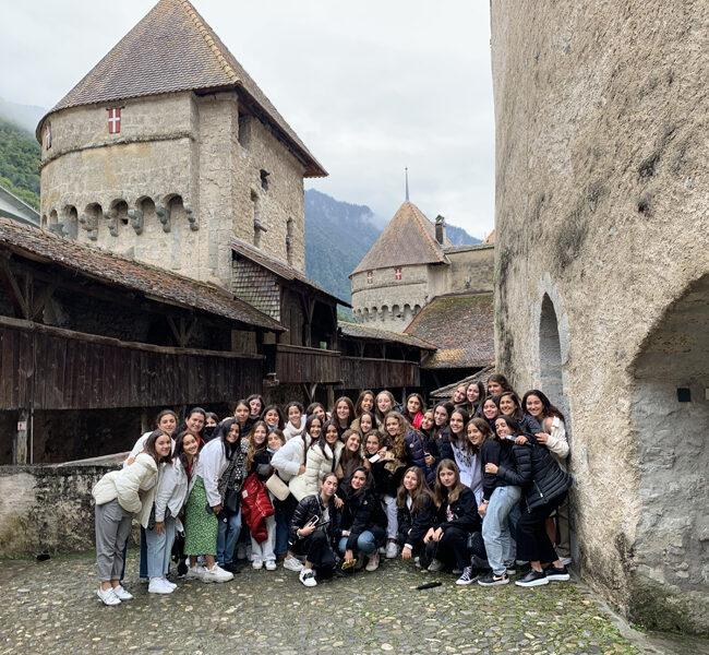 Visit to Chateau de Chillon